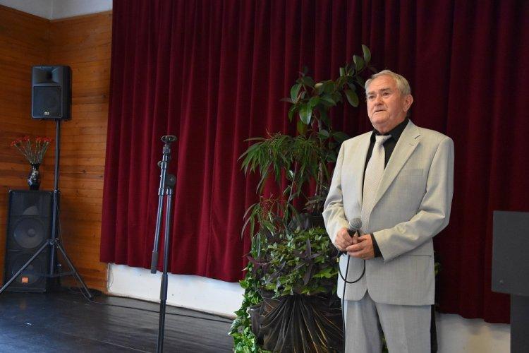 Jubileum! 50 éve énekel Rozsnyai György, aki szeptember 23-án újra a színpadra áll!