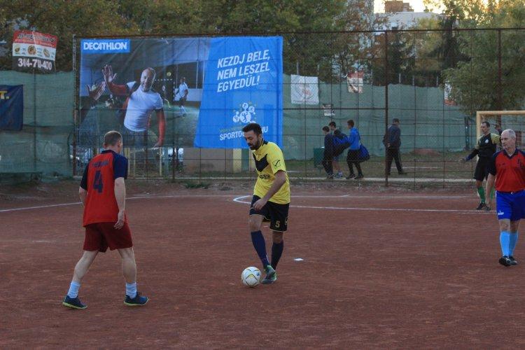 Túl 280 meccsen - Féltávnál tart a Városi Kispályás labdarúgó bajnokság