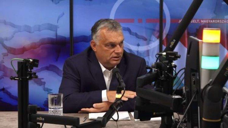 Orbán Viktor: Magyarországnak működnie kell!