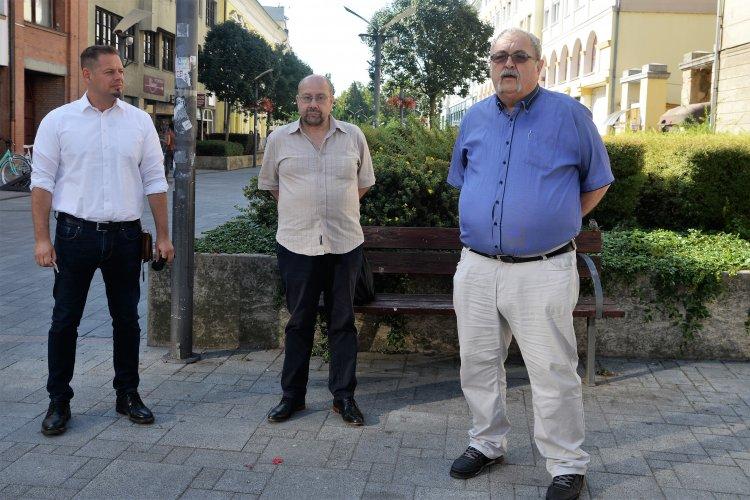 Az LMP kezdettől fogva kiállt a Székely Nemzeti Tanács polgári kezdeményezése mellett