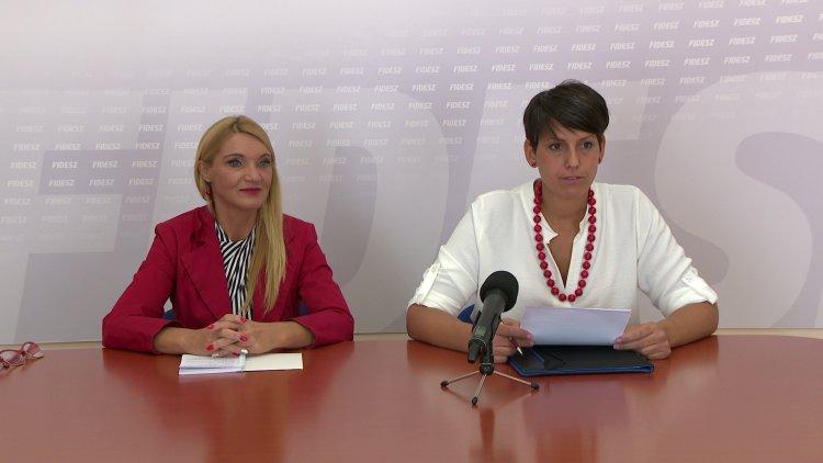 A FIDESZ szerint egyoldalúan tájékoztatja a Momentum helyi képviselője a nyíregyháziakat