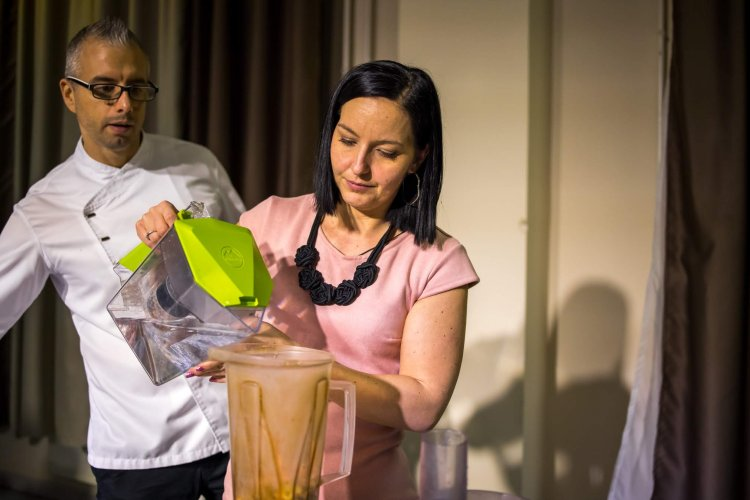 Interjú – Fruzsina az egészségesebb táplálkozást szeretné népszerűsíteni Nyíregyházán!
