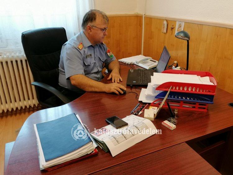 Szabolcs-Szatmár-Bereg Megyei Katasztrófavédelmi Igazgatóság: 25 év, 25 pontban