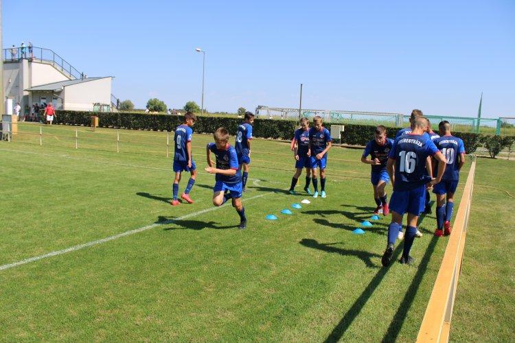 Double Pass átvizsgálás - Belga cég világítja át a futball akadémiát
