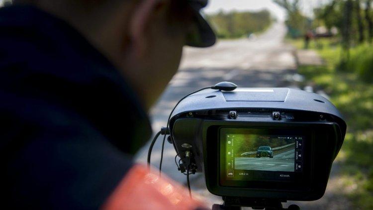 Roadpol akció: gyorshajtásért 300 ezer forintos bírság is kiszabható