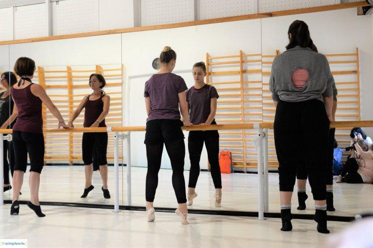 Országos workshop Nyíregyházán! A táncművészetet népszerűsítik!