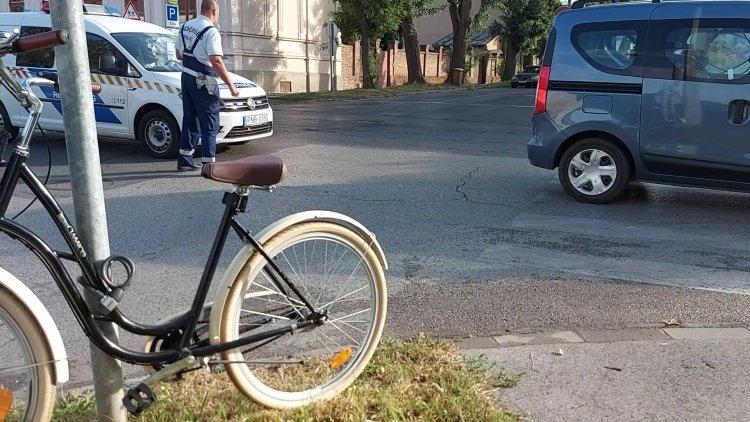 Iskolába tartott – Középiskolás lányt gázoltak el kerékpározás közben