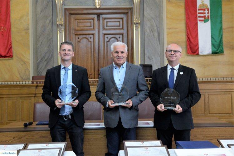Marketing Főváros lett Nyíregyháza – 19 díjat nyert a város, ezzel 2020 fődíjasa lett