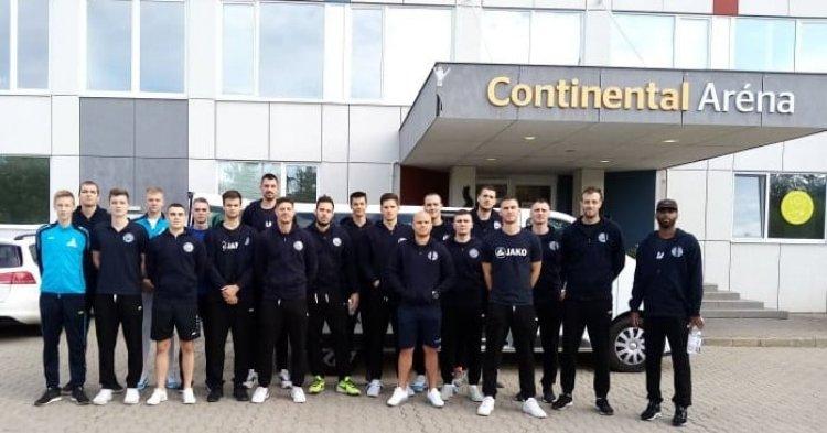 Kezdődik a bajnokság - Baján lép pályára pénteken este a Hübner Nyíregyháza BS