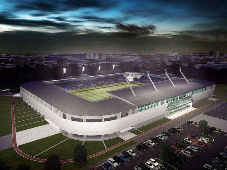 Rövidesen indulhat a tervezés - Kiírták a stadionra vonatkozó pályázatot