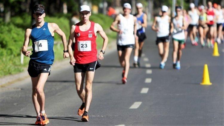 Helebrandt Máté győzött Békéscsabán - A nyíregyházi atléta nagy különbséggel lett bajnok