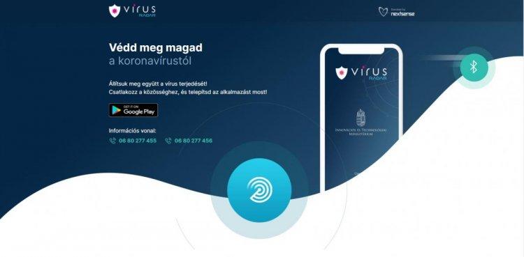 Már több mint 75 ezren töltötték le a VírusRadar alkalmazást