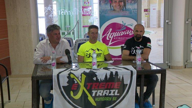 Több táv, érdekes feladatok - A hétvégén ismét Extreme Trail versenyt rendeznek Sóstón