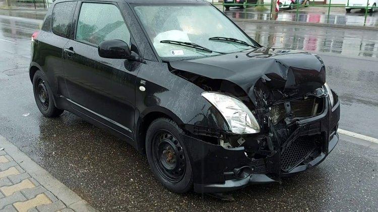 Jelentős anyagi kárral járó baleset történt a Kállói úton