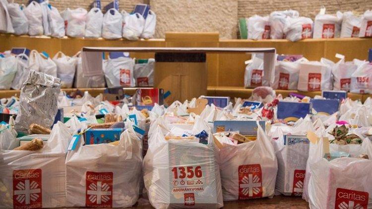 Katolikus Karitász: rekord mennyiségű adomány tanévkezdésre