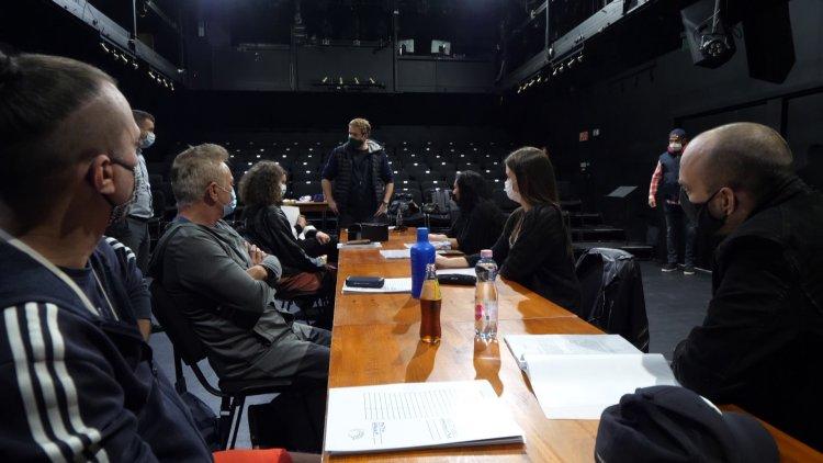 Október végi bemutatóra készülnek Olt Tamás vezetésével a Móricz Zsigmond Színházban