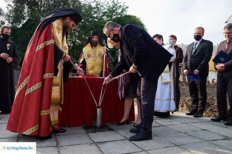 Új múzeum Nyíregyházán – Több mint egymilliárd forintból építkeznek a görögkatolikusok
