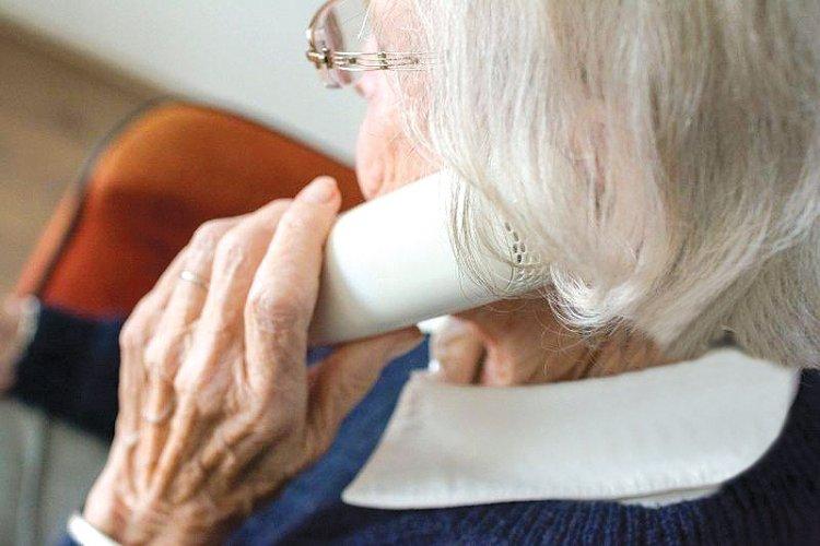 Van, ahol videóchaten keresztül tartják a kapcsolatot az idősotthonok lakóival szeretteik