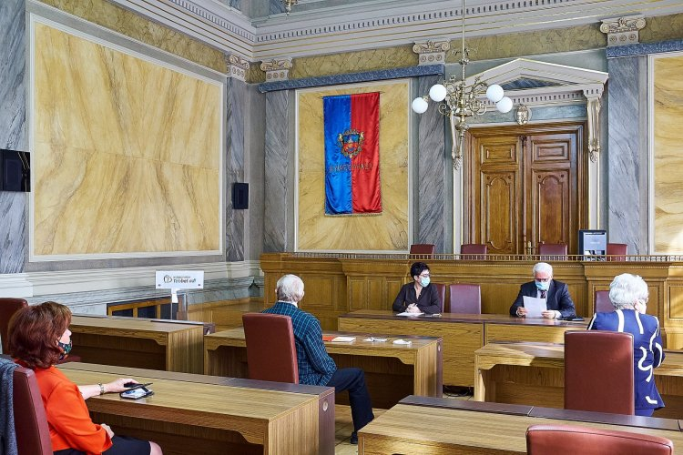 Ülésezett az Idősügyi Tanács – Megválasztották az új titkárt