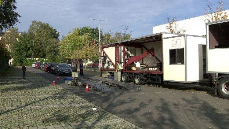 Közlekedésbiztonsági nap – Ingyenes autóátvizsgálást és közlekedési versenyt szerveztek
