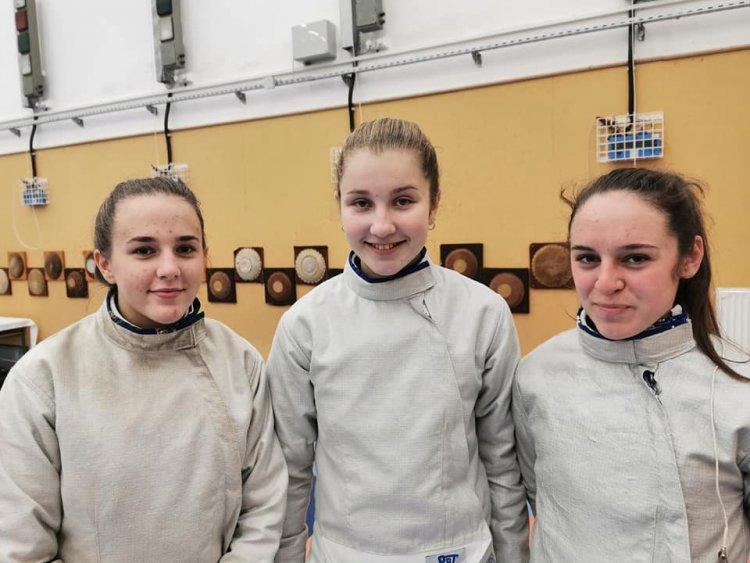 Válogató vívóverseny - A kadetteknél Nyíri Villő a hatodik helyen végzett Budapesten