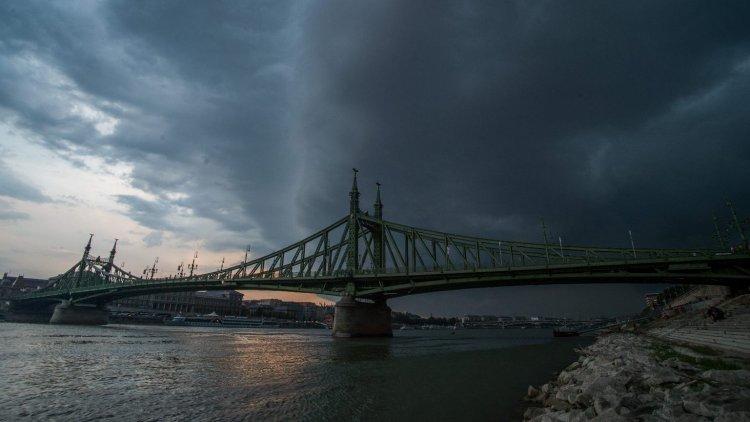 Országos Meteorológiai Szolgálat: eső lesz, néhol több is, mint jól esne