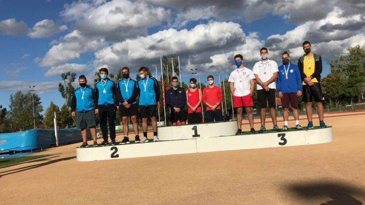 Korosztályos atlétikai csapatbajnokság - Több érmet nyert a Sportcentrum