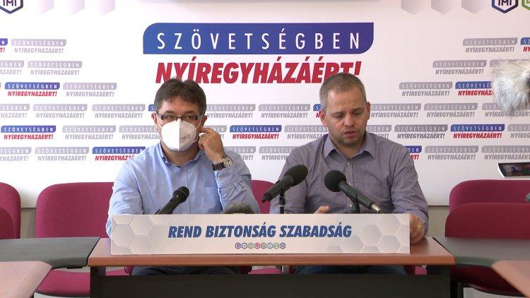 A négyes számú kerülettel folytatódott a Szövetségben értékelő sajtótájékoztató-sorozata
