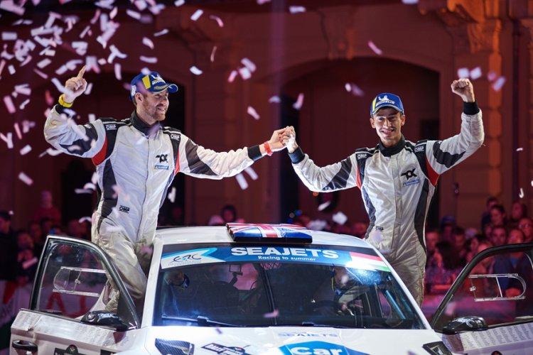Idén is lesz Rally EB Nyíregyházán, belvárosi gyorsasági szakasszal