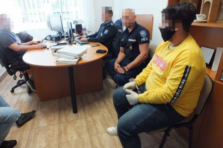 Elfogták a rendőrök a besztereci zsarolót