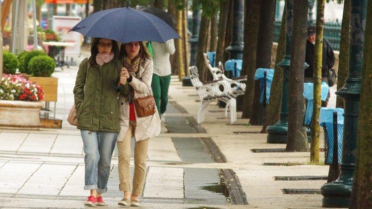 Csütörtöki időjárás: nem árt ha ma magunkkal visszük az esernyőnket