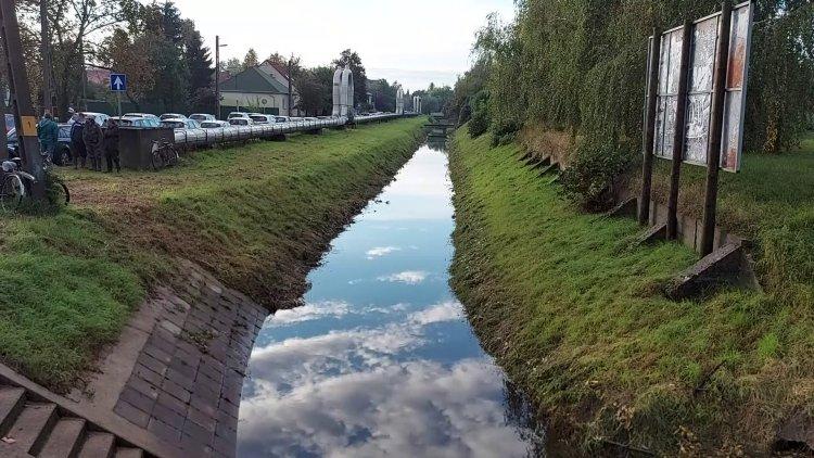 Holttestet találtak az Ér folyóban a FETIVIZIG munkatársai