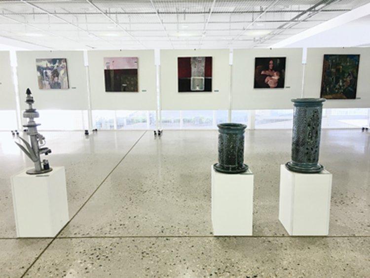 Őszi Tárlat - Október 20-áig tekinthető meg a Váci Mihály Kulturális Központban