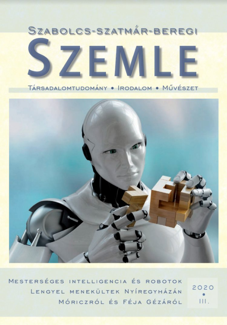 Megjelent  a Szemle őszi száma: olimpikonoktól robotokig