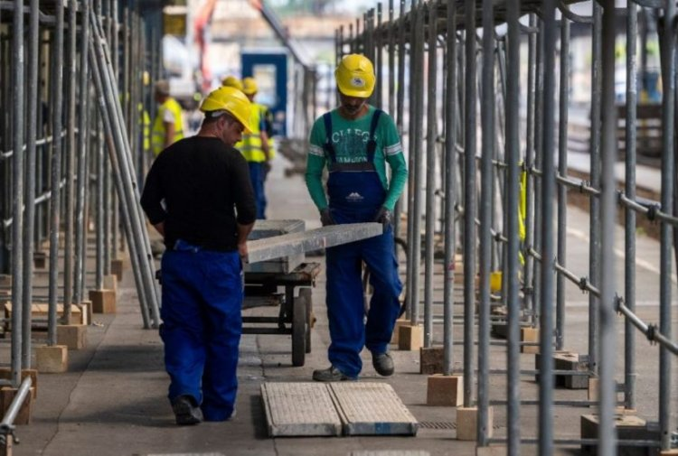 Folyamatos a magyar gazdaság növekedése - Ezt erősítik a nyár végi építőipari adatok