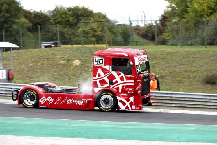 Szenzációs hétvége - Kiss Norbert mindkét vasárnapi versenyt megnyerte a Hungaroringen