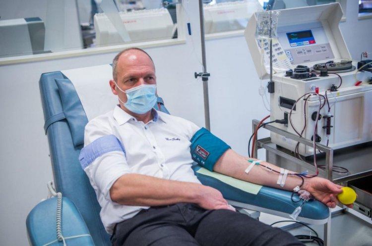 Véradásra buzdít az Országos Vérellátó Szolgálat: fontos, hogy minél többen jelentkezzenek