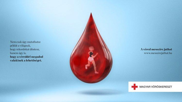A véred messzire juthat! Indítsd útnak a Magyar Vöröskeresztnél!