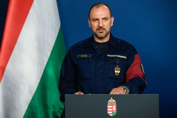 Operatív törzs: egy hónap alatt több mint 1500 rendőri intézkedésre volt szükség