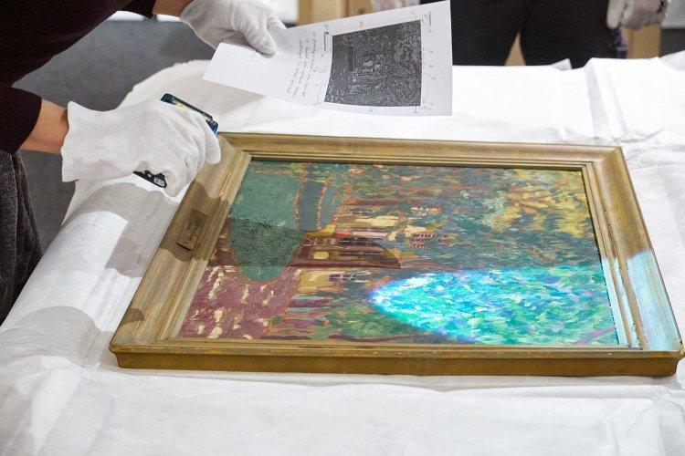 Fotók! Rippl-Rónai-kiállítás – Festmények érkeztek a Jósa András Múzeumba