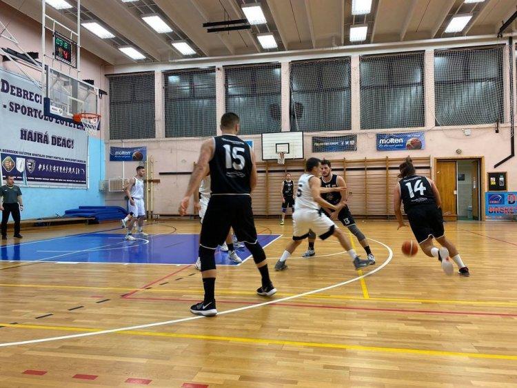 Rangadót nyert a NYÍKSE Debrecenben - Izgalmas meccs az NB-II-ben
