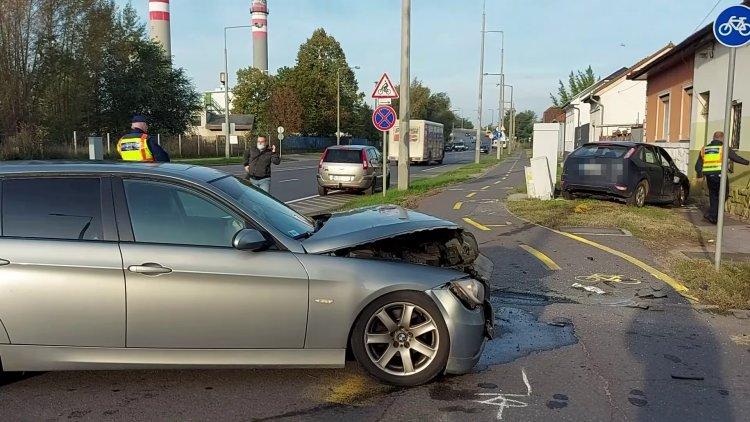 Baleset történt a Bethlen Gábor és a Moszkva utca csomópontjánál