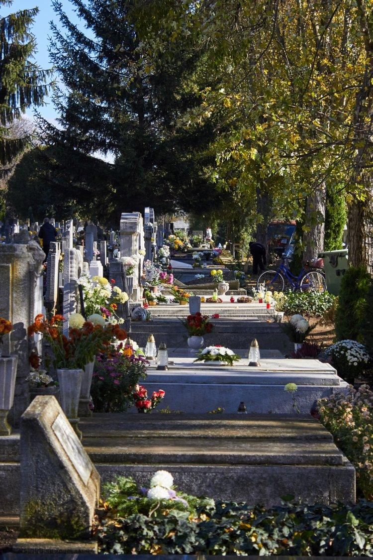 Közeleg mindenszentek és halottak napja: gyertyát gyújtunk szeretteink emlékére