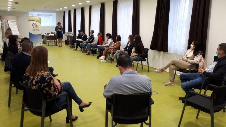 Családbarát munkahelyek – Munkáltatói képzés a Nyíregyházi Család és KarrierPONTban