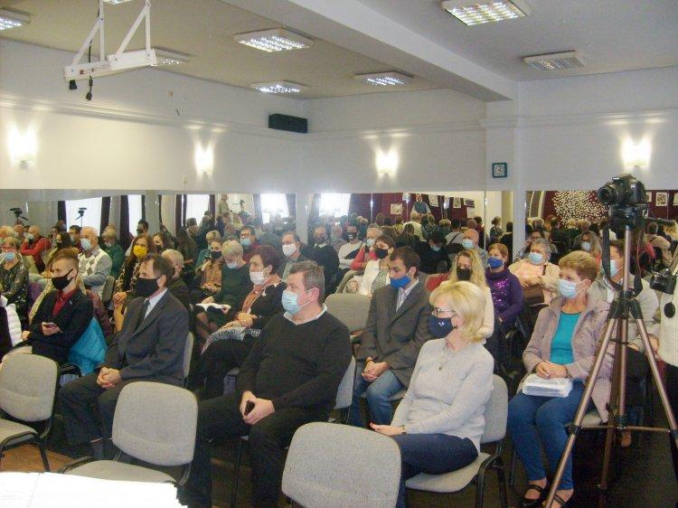 Jubileumi helytörténeti filmszemlét rendeztek Nyíregyházán