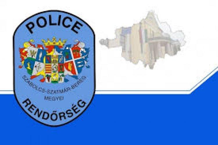 Határsértőt fogtak el a rendőrök Beregdarócon - illegálisan lépte át az országhatárt