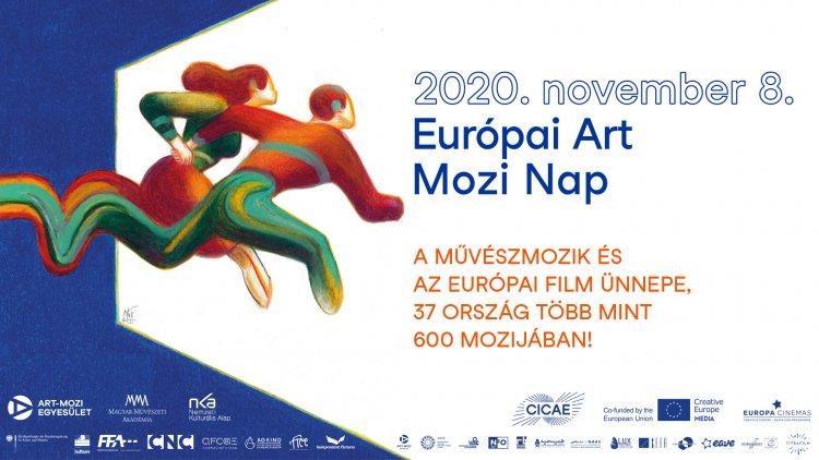 """""""Európa újra mozizni megy!"""" - 5. Európai Art Mozi Nap november 8-án"""