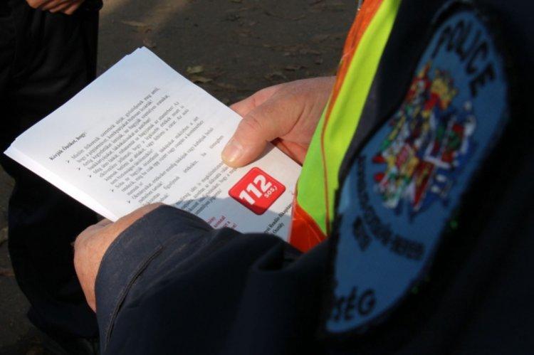 Biztonságos emlékezés – A rendőrség fokozott figyelmet fordít a temetőkre a hétvégén