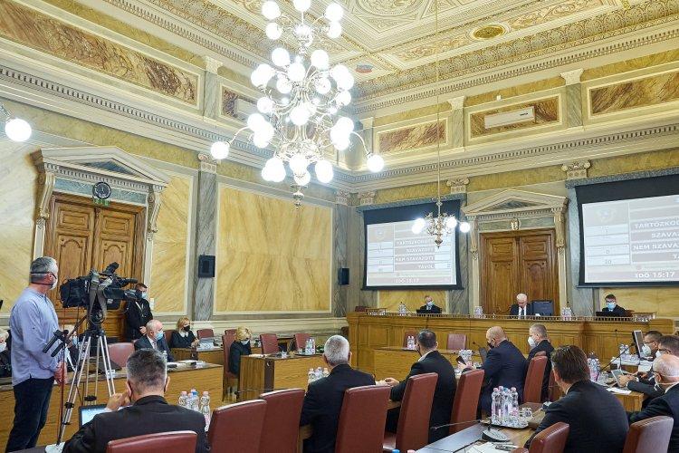 """Közgyűlés – A """"Zöld Busz"""" program megállapodásáról szóló előterjesztést is elfogadták"""