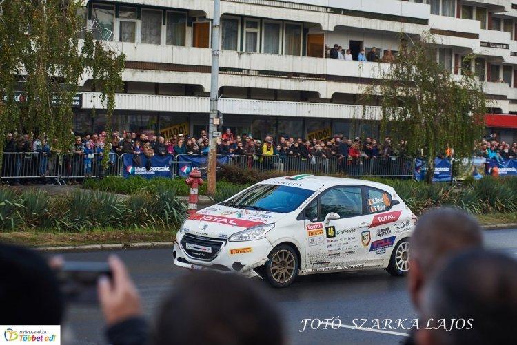 Látványos verseny útlezárásokkal Nyíregyházán: jön a Rally Európa-bajnokság